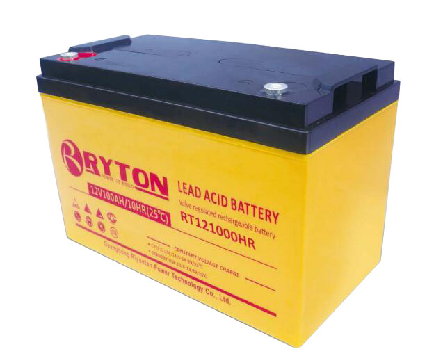High temperature lead acid battery